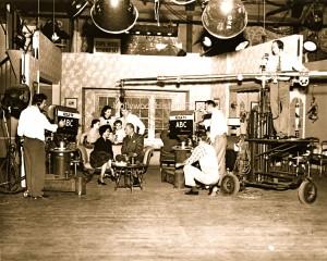 186 H2 ABC TV Center 1950