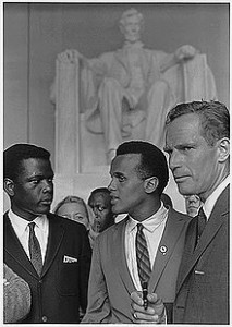 220px-Poitier_Belafonte_Heston_Civil_Rights_March_1963