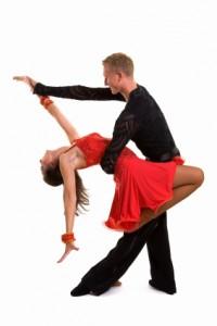 Ballroom Dancers Latin 02