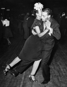 Swinging with the Lindy at the Savoy Ballroom