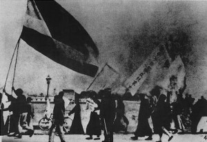 Beijing_students_protesting_the_Treaty_of_Versailles_(May_4,_1919)