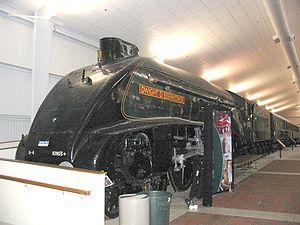 300px-LNER_Class_A4_4496_Dwight_D_Eisenhower_at_NRM