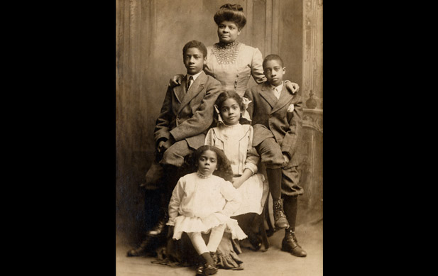 Image result for ida b wells children