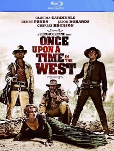 ONCE UPON A TIME IN THE WEST - bluray