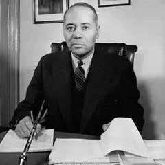 1-Charles Hamilton Houston (September 3, 1895-April 22, 1950) was a black lawyer who helped play a role in dismantling the Jim Crow