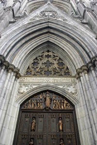 220px-Detail_of_the_facade_of_St_Patrick's_Cathedral_in_New_York_City