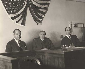 6-Charles Houston, Mordecai Johnson, and Clarence Darrow. Houston knew many of the foremost legal minds of his day and brought them to Howard as program
