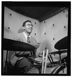 Max_Roach,_Three_Deuces,_ca._1947