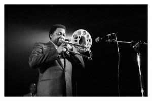 Trombonist Curtis Fuller