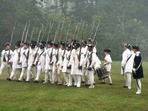 218-TROOPS-WITH-THE-RHODE-ISLAND-REGIMENT-MARCHING-c.-LAWRENCE-E.-WALKER-FOUNDATION-300x225
