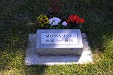 220px-Myrna_Loy's_grave