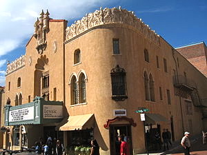 300px-Lensic_Theater_Exterior_Santa_Fe_New_Mexico