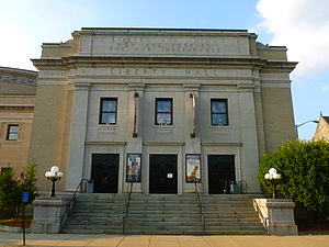 300px-Merrimack_Repertory_Theatre_entrance_Lowell_MA_south_side_2011-08-20
