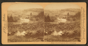 590x310_07021513_800px-charge_of_the_19th_regiment_battle_of_gettysburg_from_robert_n._dennis_collection_of_stereoscopic_views-300x157