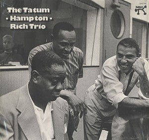 Art Tatum, The Tatum-Hampton-Rich Trio, USA,