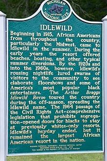 Idlewild_State_Historical_Designation 2