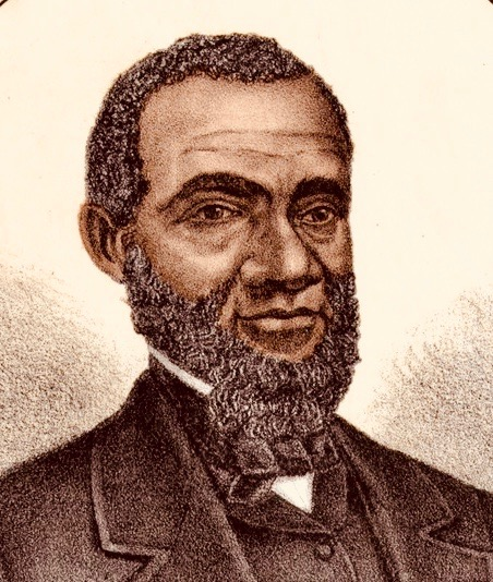 Henry Highland Garnet (1815-1882). African American abolitionist. (Photo by: Universal History Archive/UIG via Getty Images)