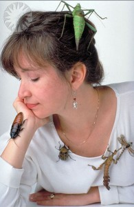 391px-Insects_on_Woman