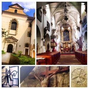 kostel marie snezne pod retezem