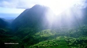 South-America-Sunlight-Rainforest-Mountain