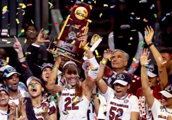 South Carolina Defeats Mississippi State to Win Women's Title