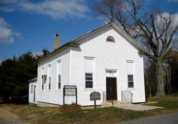 Mt. Zion Baptist Church (1888), Salem, NJ