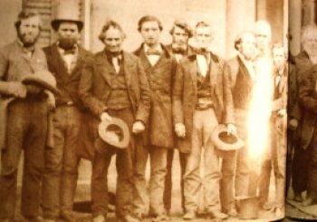 Members of The Underground Railroad Committee