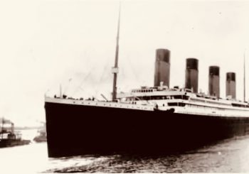 On This Day: Titanic Sank in 1912