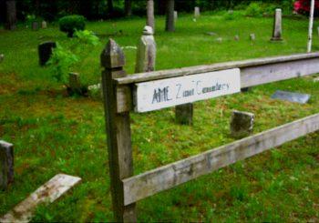 St. David A.M.E. Zion Church/Cemetery, Sag Harbor, N.Y.