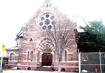 Clinton Memorial A.M.E. Zion Church (1823) Newark, NJ