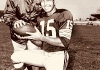 Bart Starr died on May 25, 2019