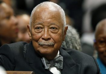 New York City's first Black mayor David Dinkins remembered as 'a warrior' in Harlem tribute by Nicole Acevedo