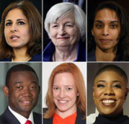 Joe Biden Picks All-Female Senior White House Communications Team by DW News