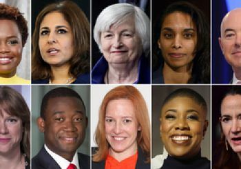 Joe Biden Picks All-Female Senior White House Communications Team by DW News