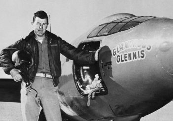 Chuck Yeager, pilot who broke the sound barrier, dies at 97 by  Pete Muntean, Hollie Silverman and Joe Sutton