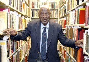 Prof. Charles Blockson Temple University