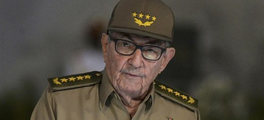 Historic Move: Cuba's Raul Castro confirms he's stepping down, says he's 'fulfilled his mission' by Carmen Sesin and Orlando Matos