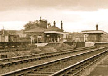 England Train Station