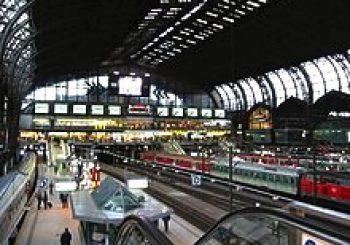 German Railway Stations