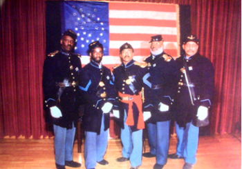 22nd United State Colored Infantry