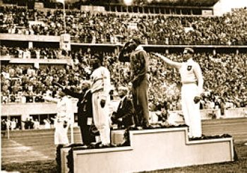 The 1936 Olympic Summer Games Open in Berlin, Germany