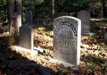 List of Cemeteries in N.J., Penn. & N.Y