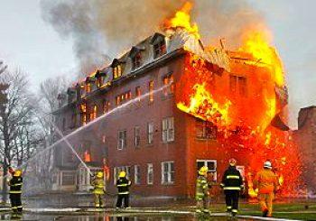 Firefighting in the U.S.