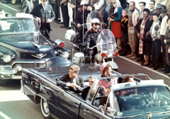 Nov. 22 – In 1963, President Kennedy was assassinated while riding in a motorcade in Dallas…