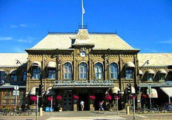 Gothenburg Central Station Sweden