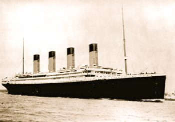 RMS Titanic: 100 Years After She Sank