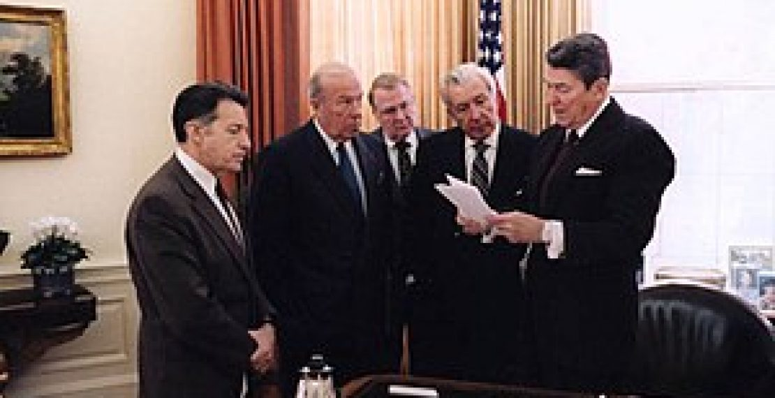 Nov. 25 – In 1986, the Iran-Contra affair erupted as President Reagan and Attorney General Edwin Meese…