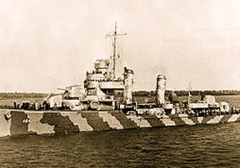 The USS Hobson Lost at Sea: April 26, 1952