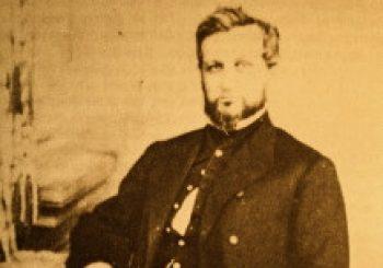 Governor Joel Parker (1816-1888)