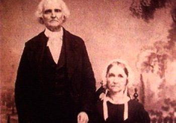 Rev. John Rankin and his wife Jean Rankin